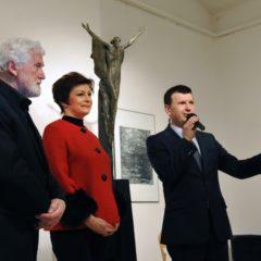 Wincenty Kućma, Reliefy, BWA Ostrowiec Świętokrzyski