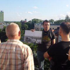 Spacerownik Ostrowiec architektura historia