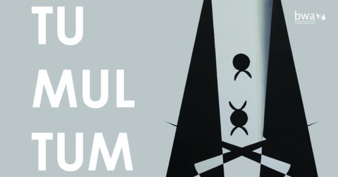 Tumultum Marcin Jedlikowski wystawa malarstwo BWA Ostrowiec