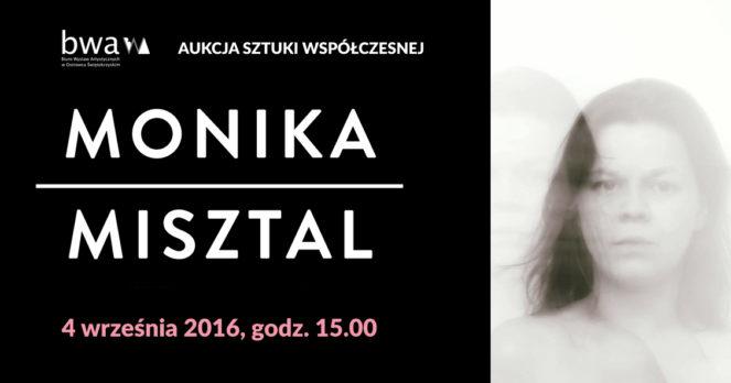 Monika Misztal malarstwo aukcja